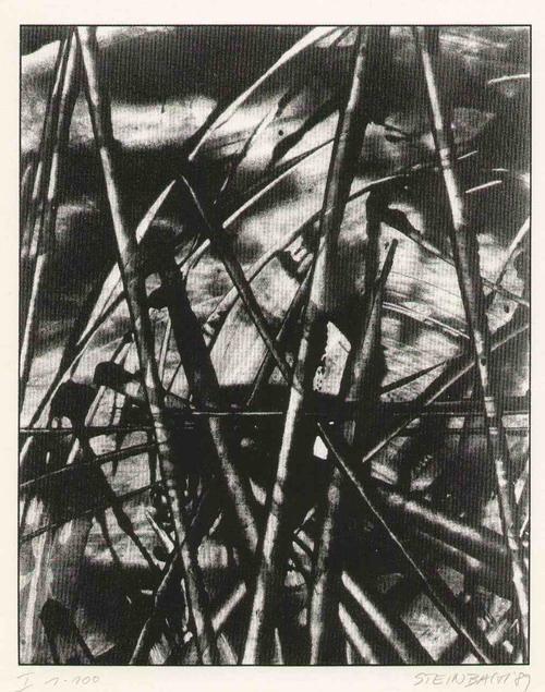 Jörg Steinbach - LANDSCHAFT3 -1989 Handsignierte Lithographie des EDITION SÜD Herausgebers aus CHEMNITZ-DRESDEN (VBK) kopen? Bied vanaf 42!