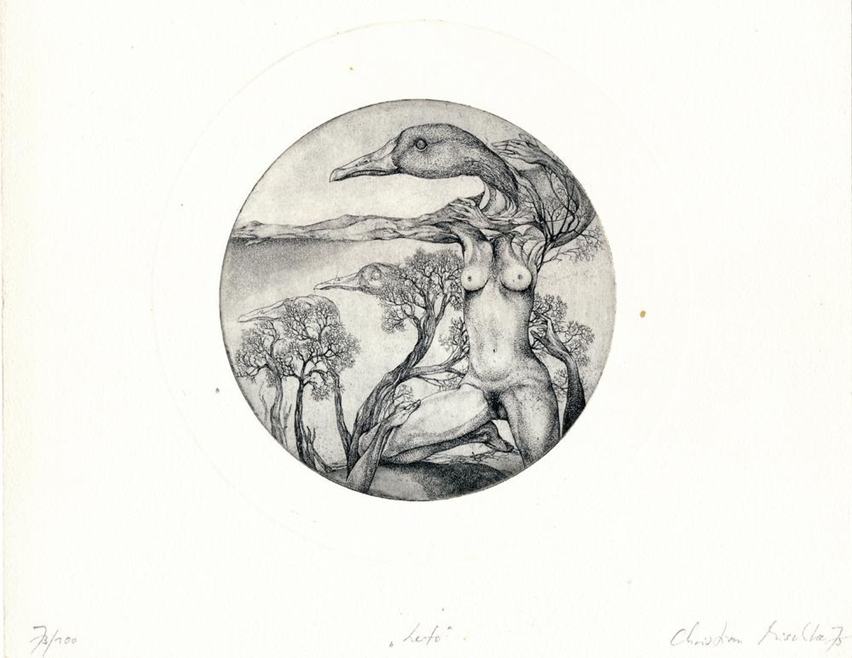 Christian Mischke - Leto, Radierung , 1975 kopen? Bied vanaf 105!
