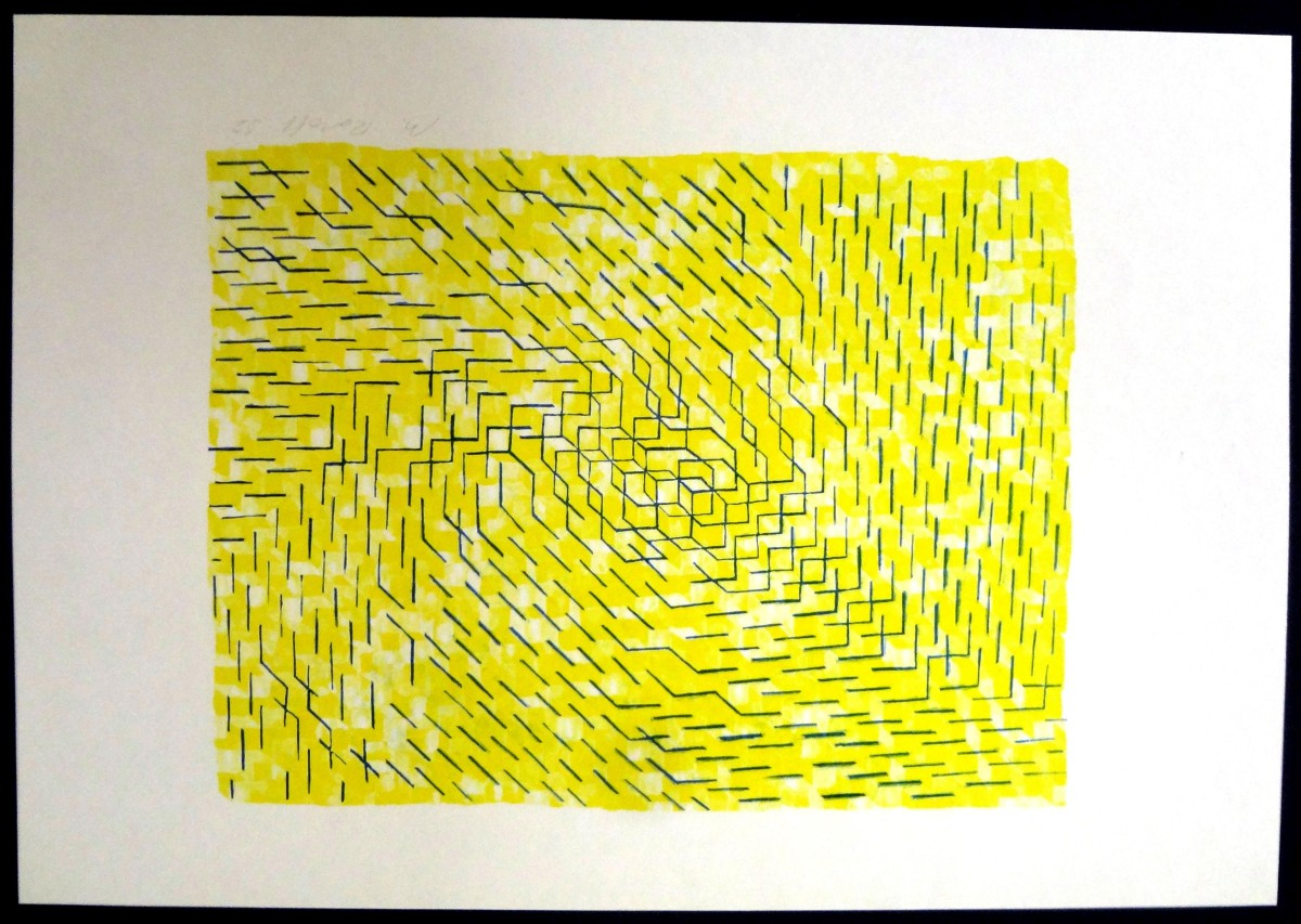 Maren Roloff - Lichtdruck,handsign. Originalgrafik zum Künstlerbuch DIE DRITTE HAUT,Grassimuseum, HGB Leipzig, 1992 kopen? Bied vanaf 59!