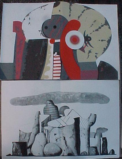 Karl Korab - Lithografie 1974 kopen? Bied vanaf 80!