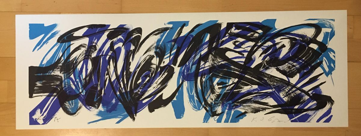 Karl Otto Gotz - Lithographie * handsigniert * Top Zustand kopen? Bied vanaf 700!