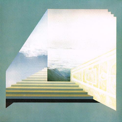 Peter Foeller - Luftkorridor. Serigrafie,1979 kopen? Bied vanaf 80!