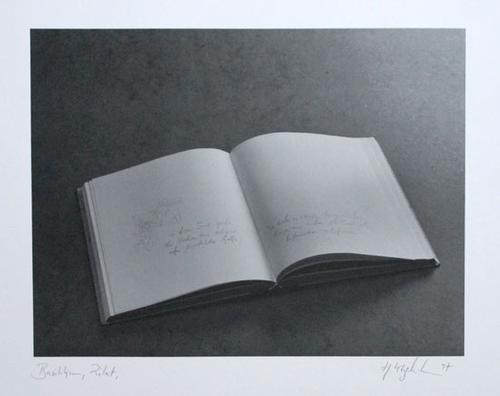 Harald Klingelhöller - Mappe mit 6 Duplexdrucken von 1997, handsigniert, als komplette Mappe selten angeboten kopen? Bied vanaf 250!