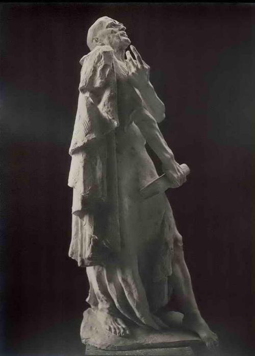 Charlotte Rohrbach - MATTHÄUS - Arno BREKER 1944 - OriginalBromSilberAbzug 30 x 40 cm VINTAGE kopen? Bied vanaf 190!