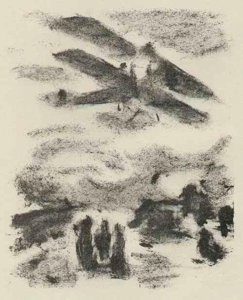 Hans Freese - NOVEMBERGRUPPE - Der FLIEGER - 1915 - OriginalLithographie des CORINTH-Schülers - BERLINER SEZESSION kopen? Bied vanaf 55!