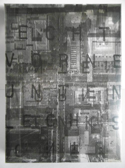 Thom Barth - Objektkästchen, Kopien auf Folie, Nagel, 1997, Ex. 11/ 20 kopen? Bied vanaf 150!