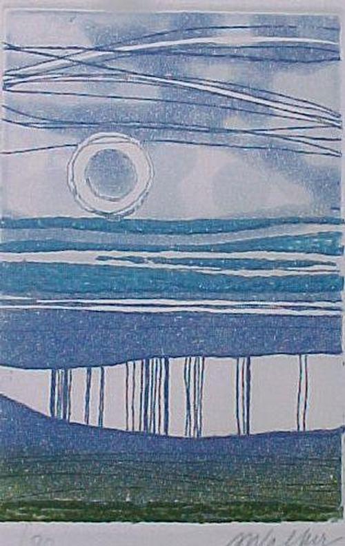 Anne Walker - ohne Titel, kleine Aquatintaradierung, ca. 1970/ 80 kopen? Bied vanaf 60!