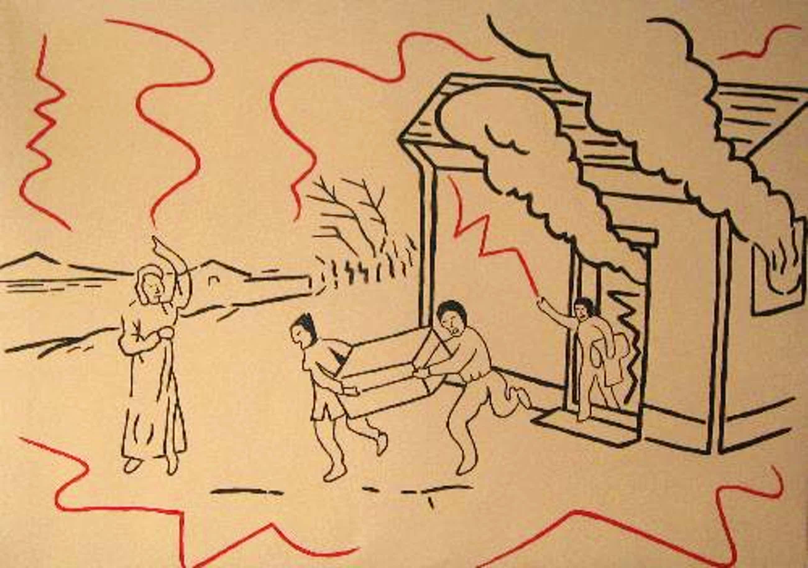 Ronnie Cutrone - Öl auf Leinwand, 1983, Original kopen? Bied vanaf 1800!