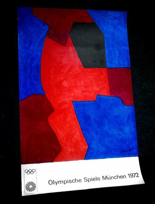 Serge Poliakoff - Olympische Spiele München 1972. kopen? Bied vanaf 185!