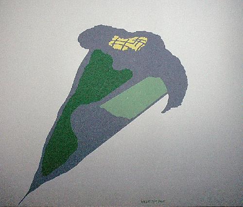 Hajo Bötel - Orig. Serigraphie 1971, Willie the Pimp, signiert kopen? Bied vanaf 40!