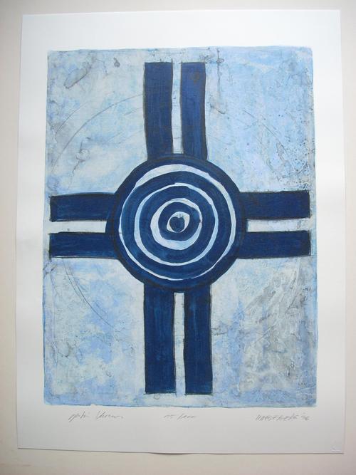 Thomas Fröbel - Original-Farblithographie von 1996, sign.,datiert,num.,betitelt kopen? Bied vanaf 125!