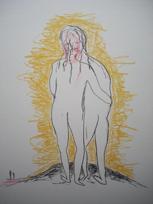 Henk Visch - Original-Farblithographie von 2005, handsigniert und datiert kopen? Bied vanaf 125!