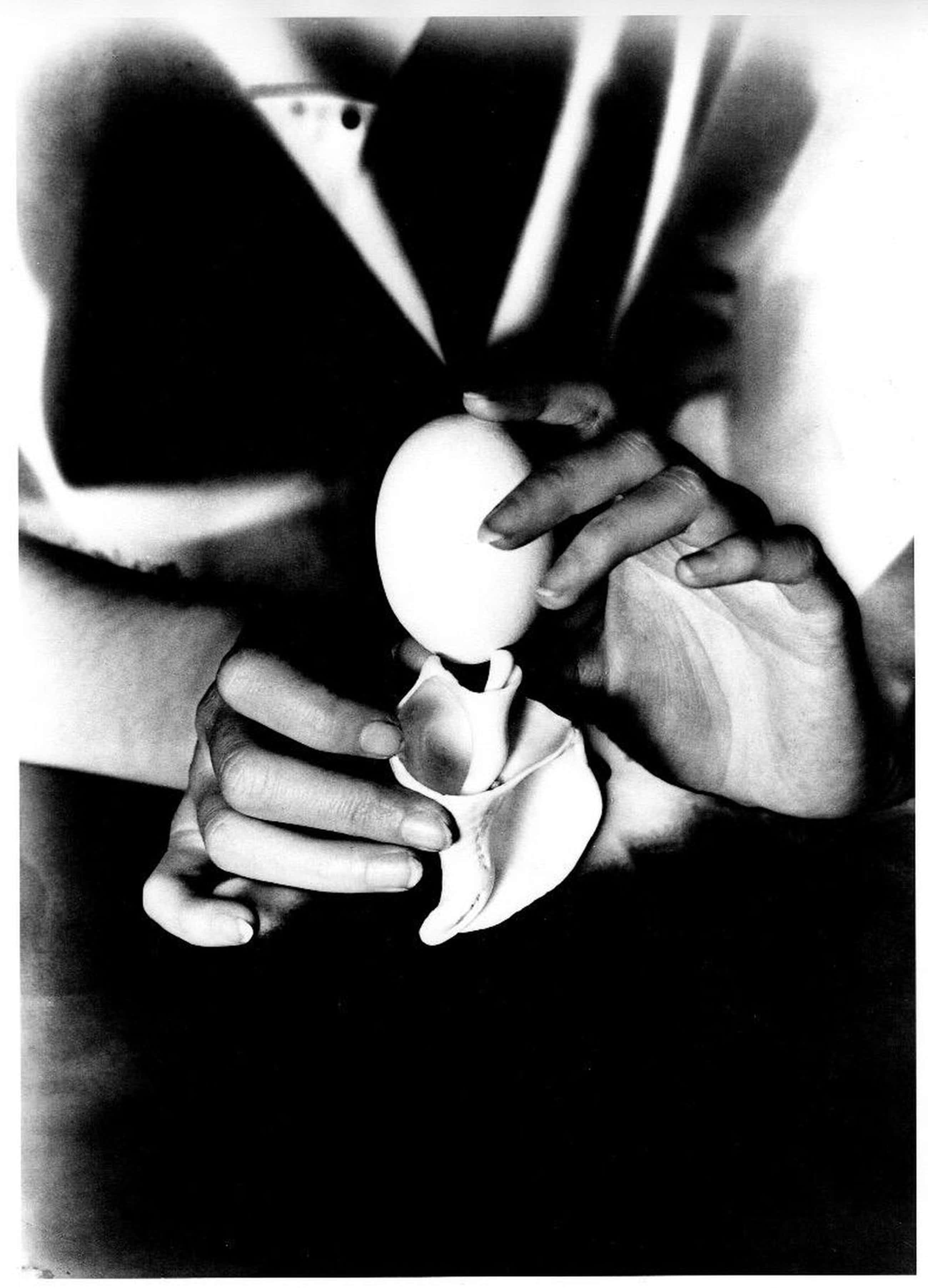 Man Ray - L'ceuf et le coquillage, Original Fotografie/Nachlass 1931/91 kopen? Bied vanaf 499!