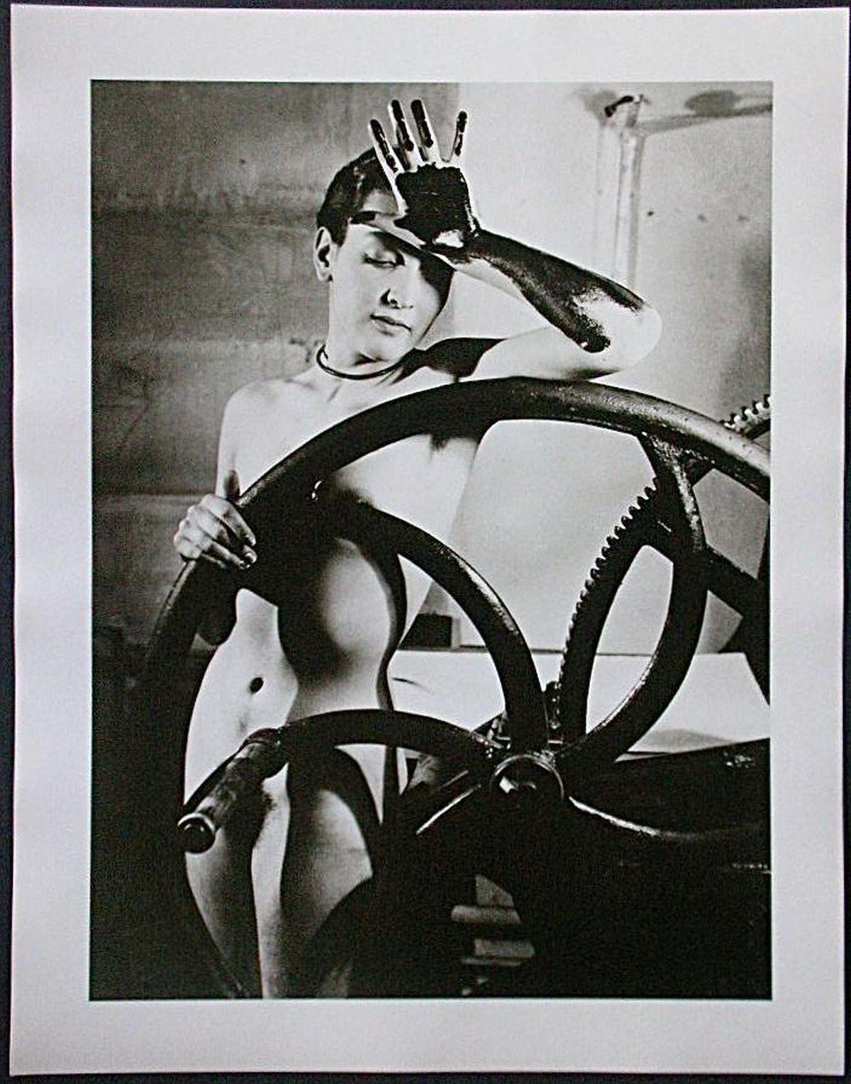 Man Ray - Original Fotografie/Nachlass 1933/91, Erotique voilée, Meret Opppenheim kopen? Bied vanaf 1100!