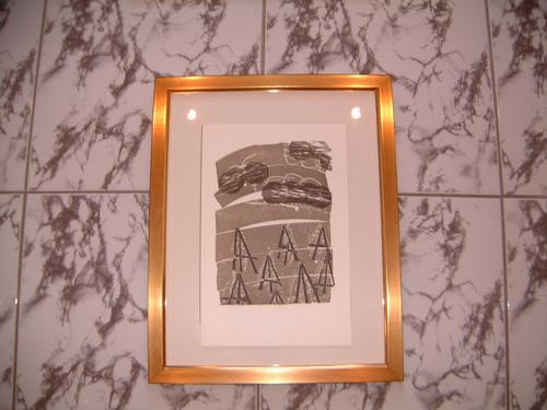 H.A.P. Grieshaber - Original Holzschnitt kopen? Bied vanaf 10!