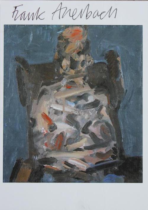"Frank Auerbach - Original KPK / Multiple "" Julia"" von FRANK AUERBACH Maße ca. 15 x 10,5 cm kopen? Bied vanaf 65!"
