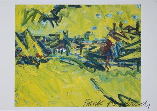 "Frank Auerbach - Original KPK / Multiple "" The Origin of the Great Bear "" von FRANK AUERBACH kopen? Bied vanaf 65!"
