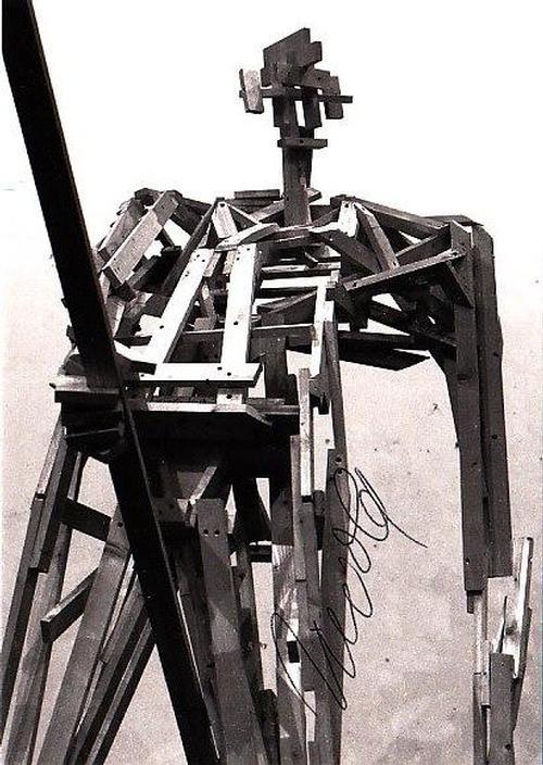 "Georg Herold - Original KPK / Multiple ""Figur"" von GEORG HEROLD Maße ca. 15 x 10,5 cm kopen? Bied vanaf 40!"