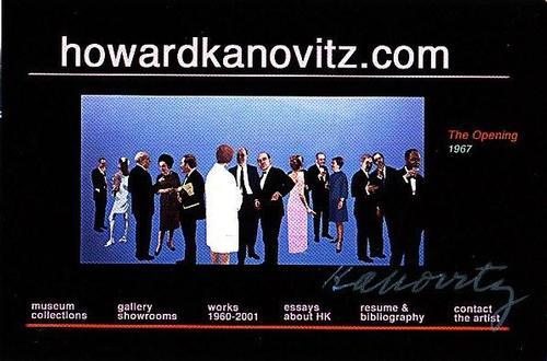 "Howard Kanovitz - Original KPK / Multiple ""The opening"" von HOWARD KANOVITZ Original handsigniert kopen? Bied vanaf 75!"