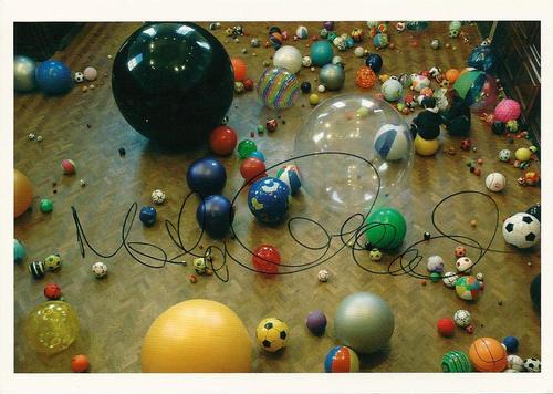 "Martin Creed - Original KPK / Multiple ""Balls"" von MARTIN CREED - Maße ca. 15 x 10,5 cm kopen? Bied vanaf 35!"
