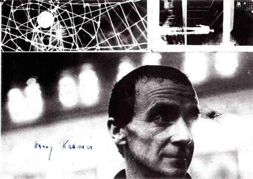 Harry Kramer - Original KPK / Multiple von HARRY KRAMER. Maße ca. 15 x 10,5 cm. Original handsigniert kopen? Bied vanaf 40!