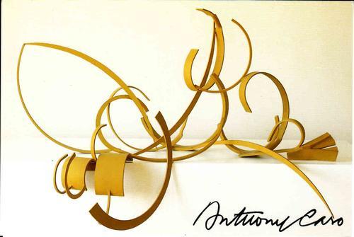 "Anthony Caro - Original KPK / Multiple ""Table Piece LXXXVIII, The Deluge"""" von ANTHONY CARO kopen? Bied vanaf 50!"