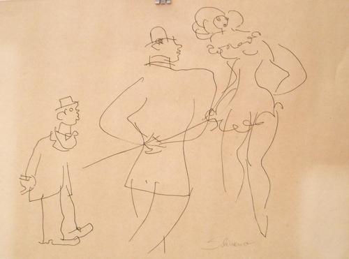David Schneuer - Original Lithografie Signiert kopen? Bied vanaf 270!