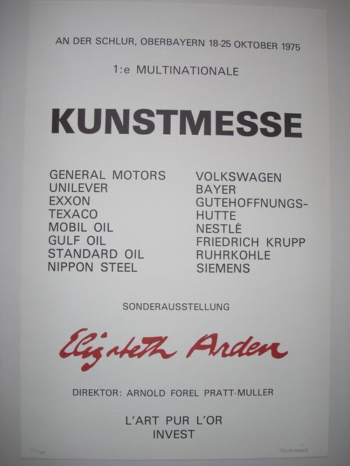 Carl Fredrik Reuterswärd - Original-Lithographie auf Bütten von 1975, sign. und numm. Ex. 76/100 kopen? Bied vanaf 125!