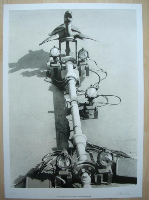 Reiner Ruthenbeck - Original-Offsetlithographie von 1985, handsigniert und nummeriert, Auflage 120 Exemplare kopen? Bied vanaf 195!