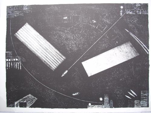Doris Hadersdorfer - Original-Radierung von 1985, signiert, numeriert und datiert kopen? Bied vanaf 95!