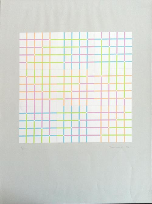 Shizuko Yoshikawa - Original Siebdruck, 1977 kopen? Bied vanaf 370!