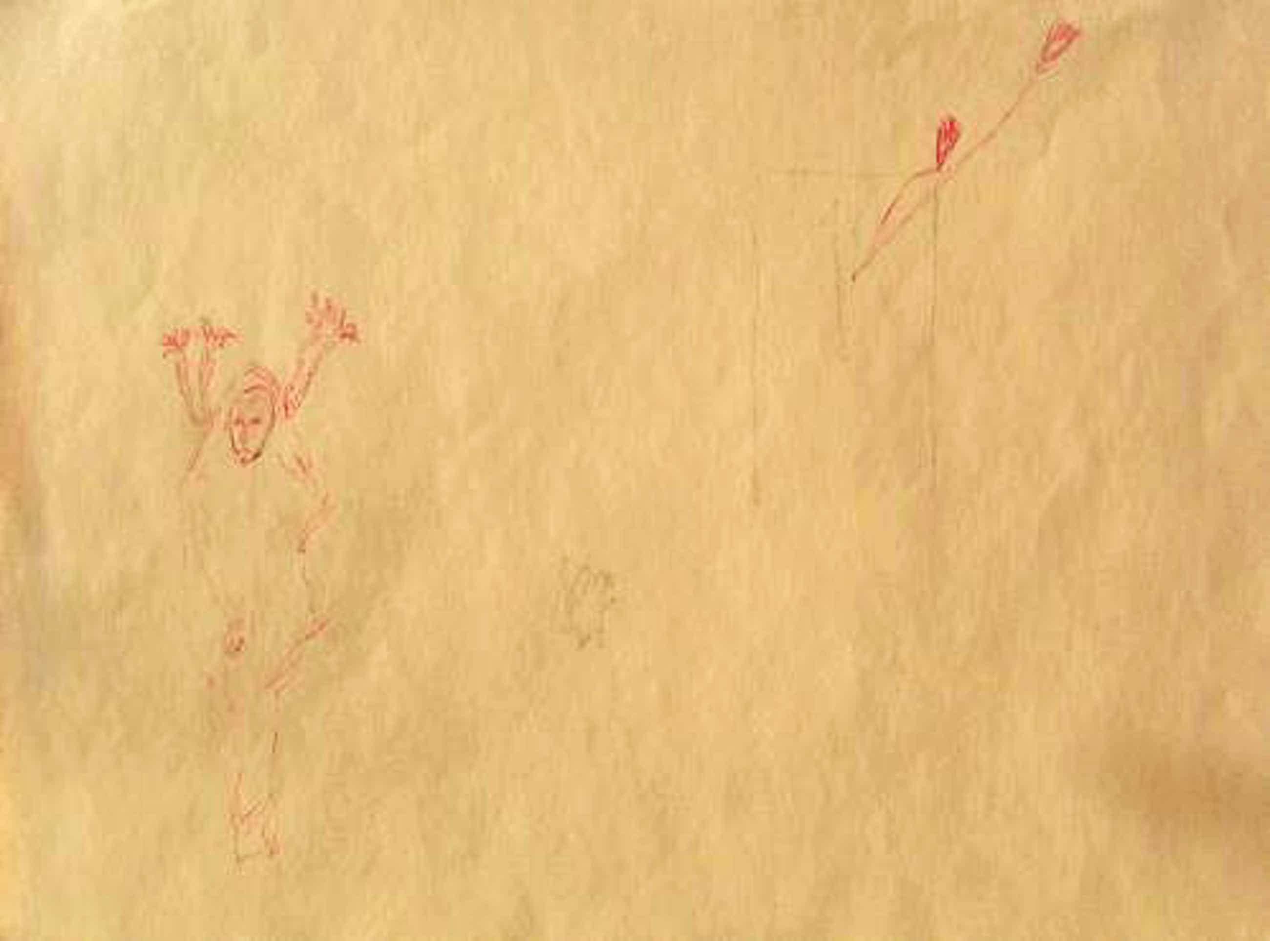 Mimmo Paladino - Original Zeichnung, 1979 kopen? Bied vanaf 360!