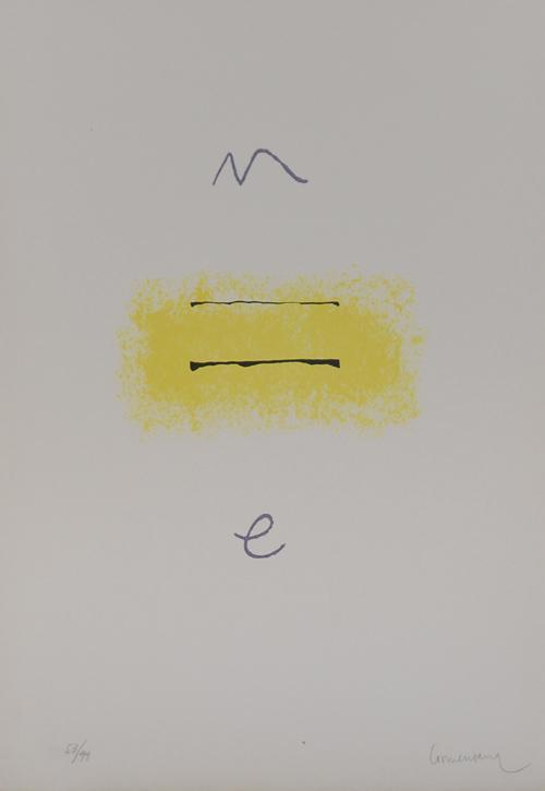 Enric Cormenzana - Pas de Dansa 1, Farblithografie, signiert, nummeriert kopen? Bied vanaf 40!