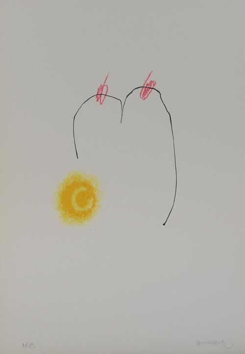 Enric Cormenzana - Pas de Dansa 2, Farblithografie, handsigniert und nummeriert kopen? Bied vanaf 40!