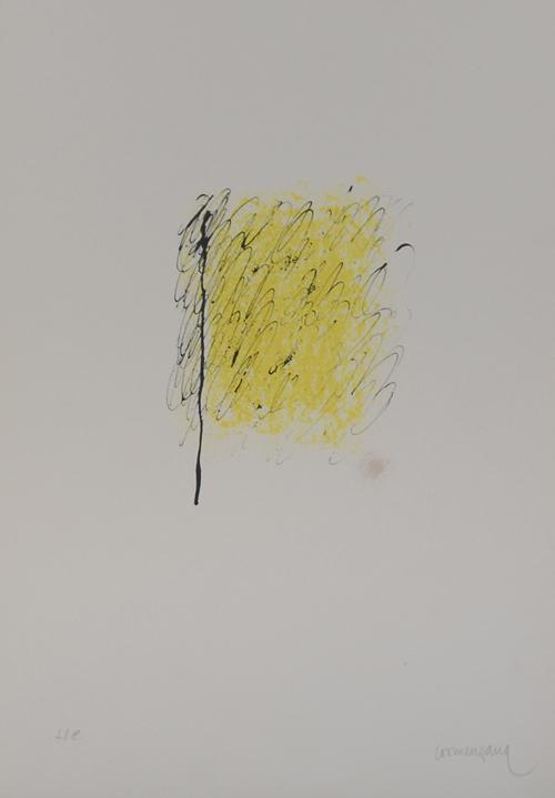 Enric Cormenzana - Pas de Dansa 6, Farblithografie, handsigniert und nummeriert kopen? Bied vanaf 40!