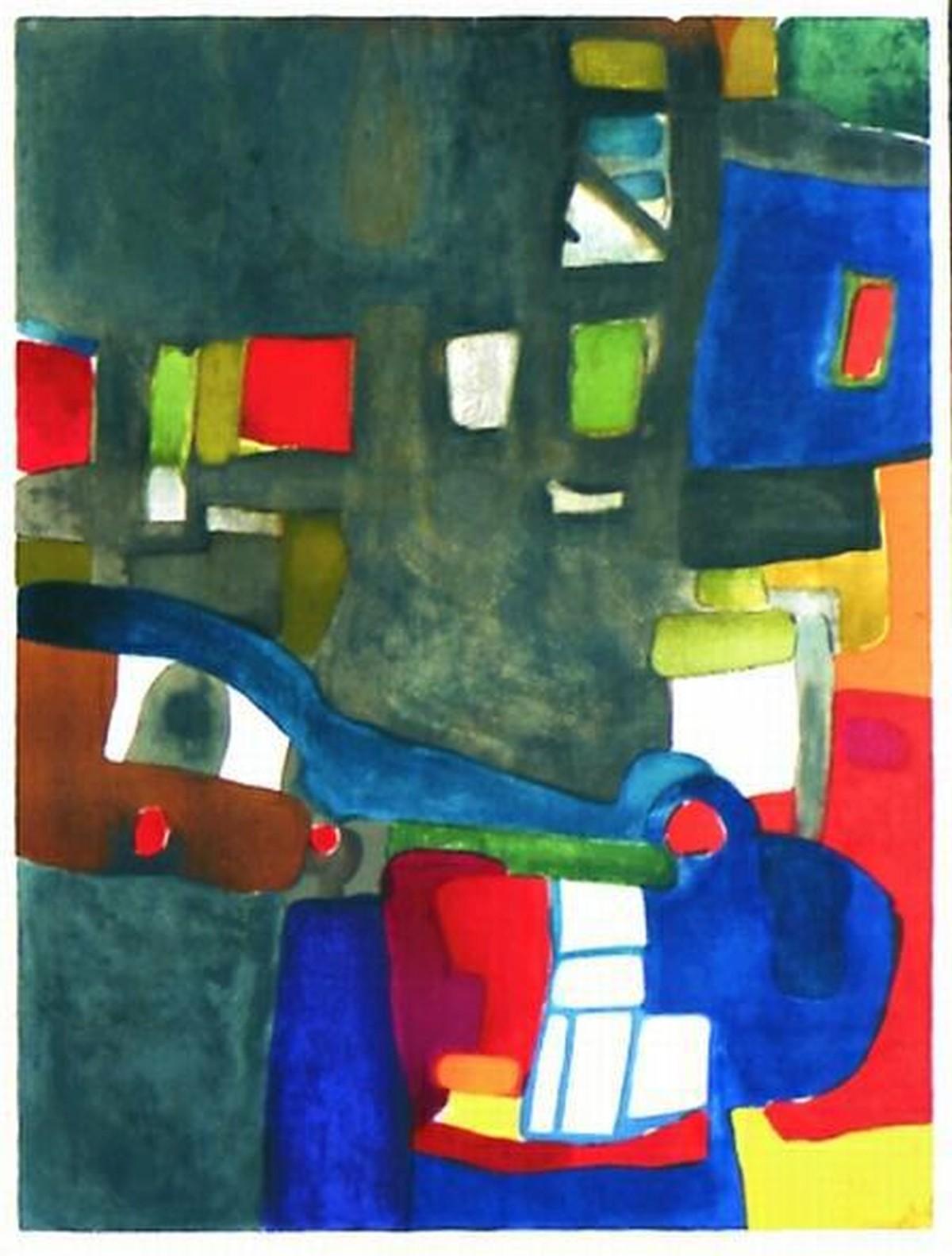 Maurice Esteve - Plakat 1966, Original-Lithografie kopen? Bied vanaf 398!