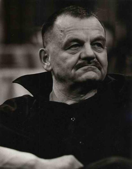 Alfred Hrdlicka - PORTRAIT auf Barytkarton des BERLINer PROMINENTEN-Fotographen Ingo BARTH - handsigniert kopen? Bied vanaf 120!
