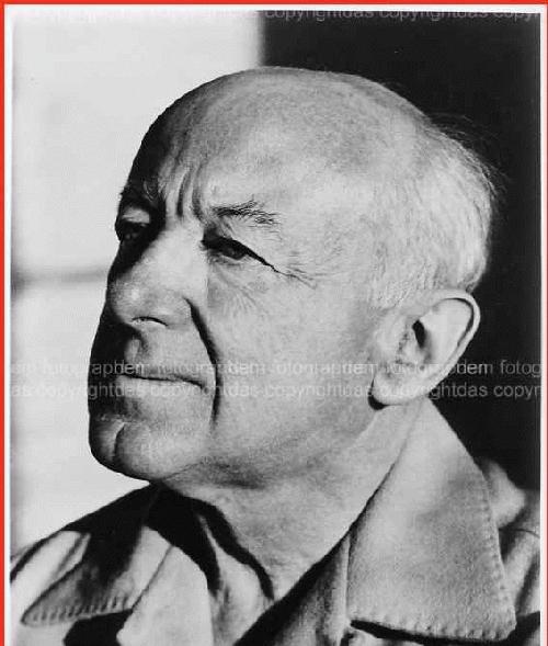 Henry Cowell - PORTRAIT des John CAGE-Lehrers - taken by Sidney COWELL 1960 - OriginalFotographie kopen? Bied vanaf 180!