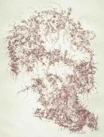Wolfgang Berger - PORTRAIT - - handsignierte OriginalLithographie des Malers & Autoren 1987 - LEIPZIGER BLAUE REITER kopen? Bied vanaf 52!