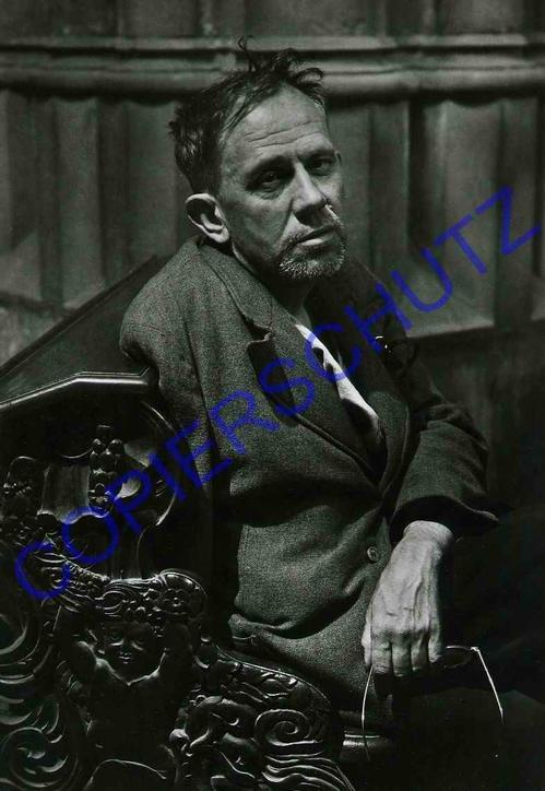 Josef Ehm - Portrait JOSEF SUDEK - 1947 - OriginalFotographie des Fotographen der TSCHECHISCHEN AVANGARDE kopen? Bied vanaf 200!