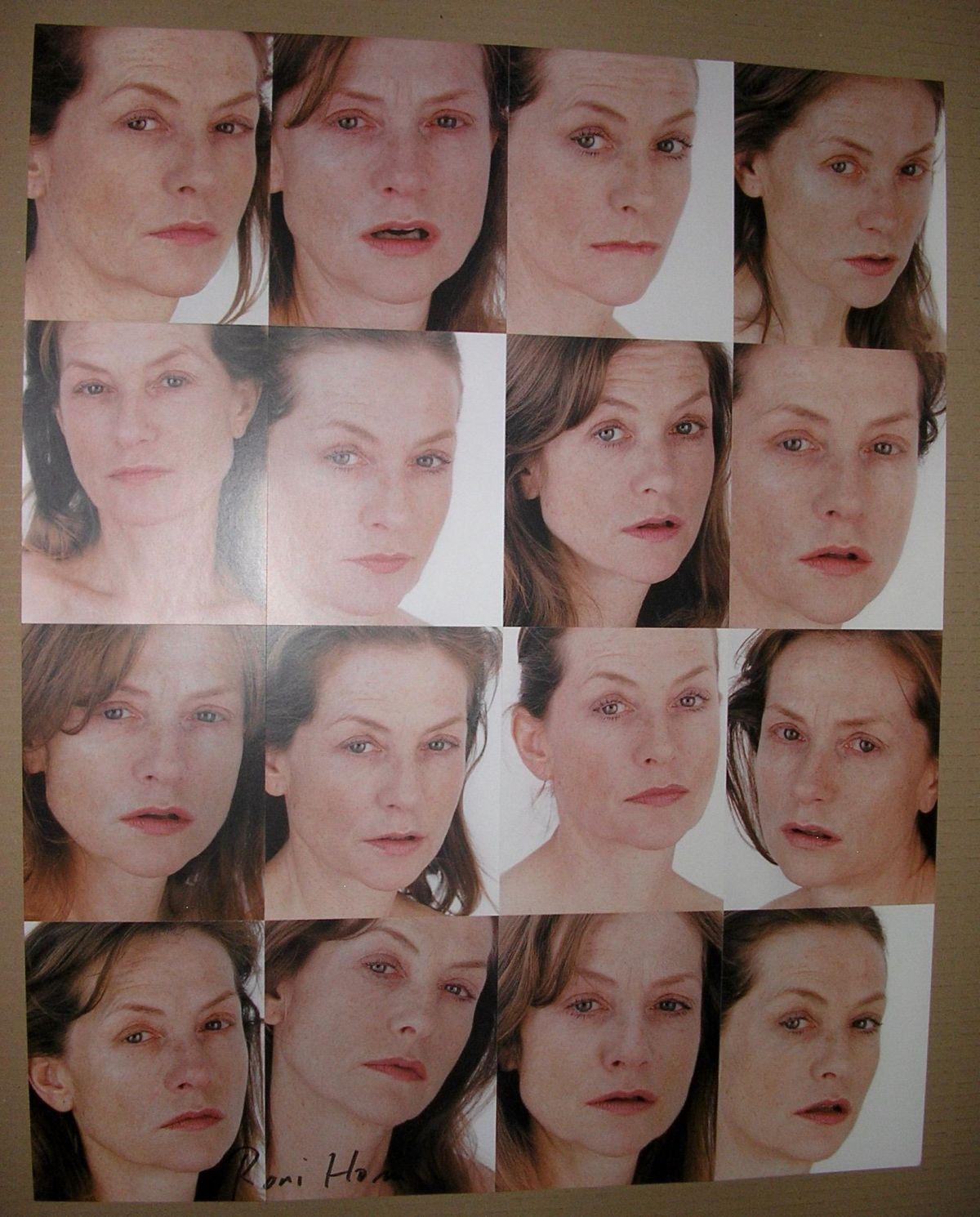 Roni Horn - Portrait of an image, 2013, limitierte Auflage, handsigniert kopen? Bied vanaf 250!