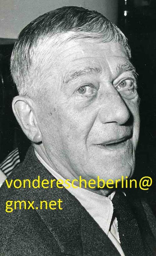 Oskar Kokoschka - PORTRAIT zum 75.GEBURTSTAG des EXPRESSIONISTISCHEN Professoren 1961 - OriginalFotographie VINTAGE kopen? Bied vanaf 140!