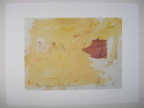 """Michael Burges - """"Künstler für Äthiopien""""handsign.,nummeriert kopen? Bied vanaf 170!"""