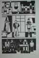 "Gerd Arntz - ""WOHNHAUS"" original Holzschnitt, 1927/73 signiert kopen? Bied vanaf 250!"