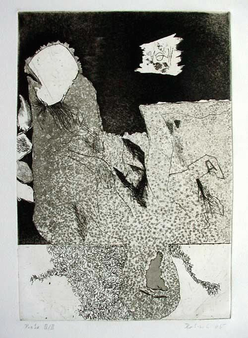 Günter Drebusch - Radierung, handsigniert, mit Probe II/II bezeichnet, 1965 !!! s e l t e n !!! kopen? Bied vanaf 210!