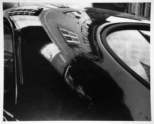 Raoul Hausmann - RAOUL HAUSMANN - DADA KÜNSTLER große Original-Photographie 1950 DAS AUTO ALS SPIEGEL ! kopen? Bied vanaf 190!