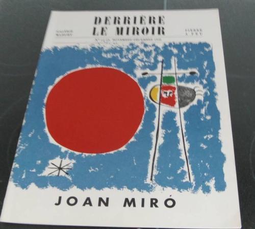 Joan Miro - Rarität: Derrière le Miroir No. 14/15 - Joan Miró kopen? Bied vanaf 80!