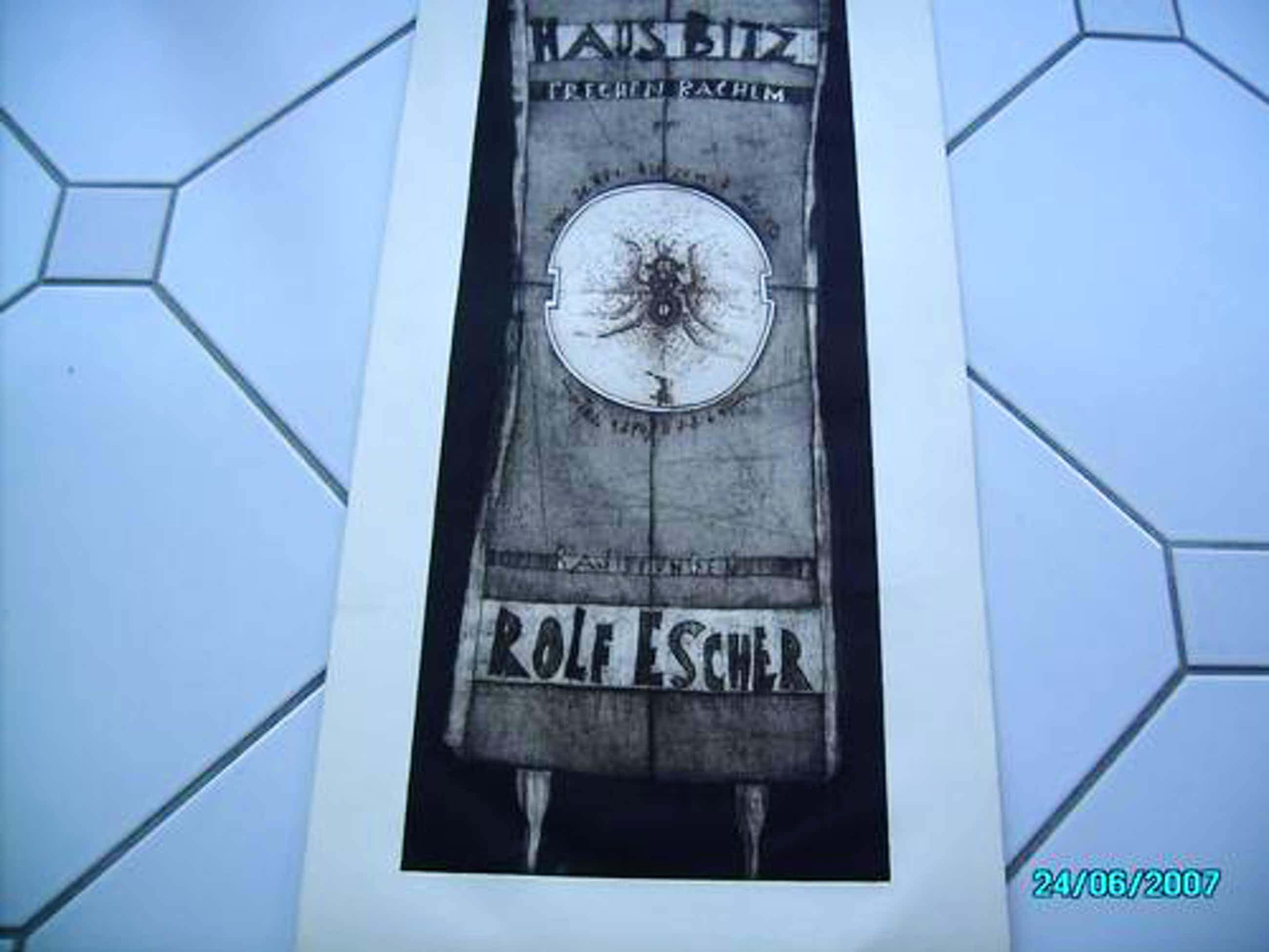 Rolf Escher - Rolf Escher Radierung Haus Bitz kopen? Bied vanaf 25!