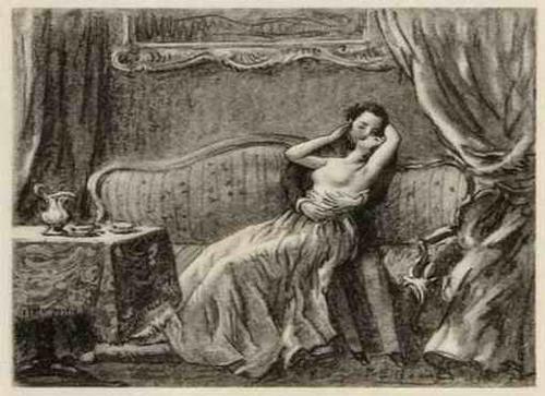 Paul-Émile Bécat - ROMANTISCHE SUITE von 26 OriginalLithographien des FLAMENG-Schülers ÉCOLE des BEAUX ARTS PARIS kopen? Bied vanaf 160!