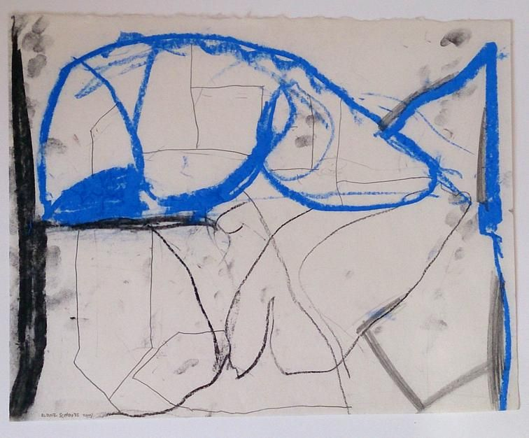 Rudolf Schoofs - Rudolf Schoofs Original-Zeichnung, signiert kopen? Bied vanaf 600!